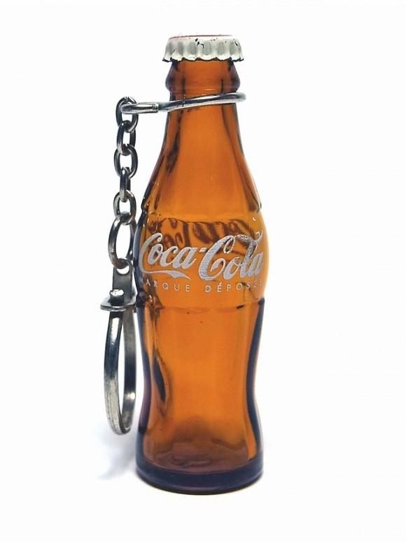 コカ・コーラのアンティークミニボトル①