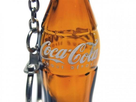 コカ・コーラのアンティークミニボトル②