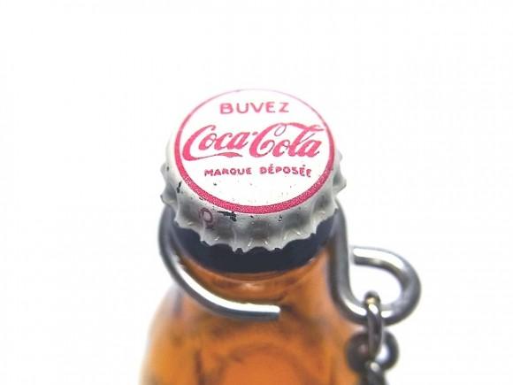 コカ・コーラのアンティークミニボトル③
