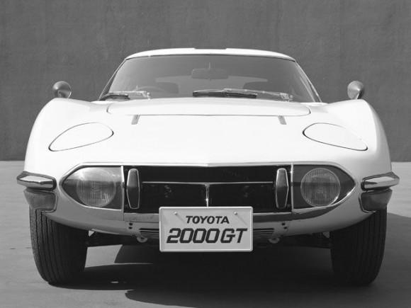 トヨタ2000GT③