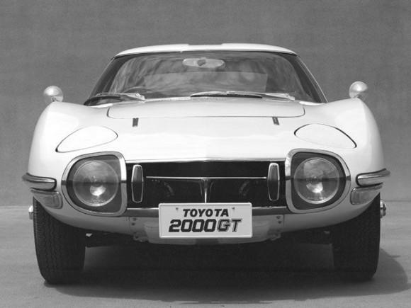 トヨタ2000GT④